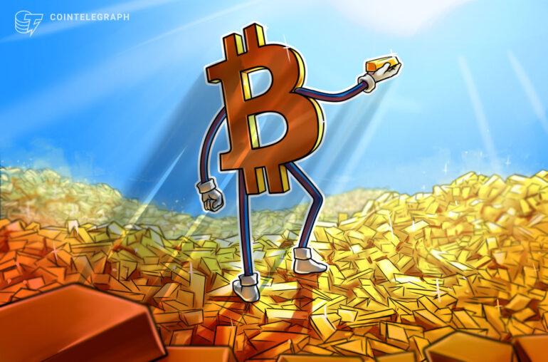 ¿Pueden coexistir el oro y Bitcoin?  Goldman Sachs dice que sí