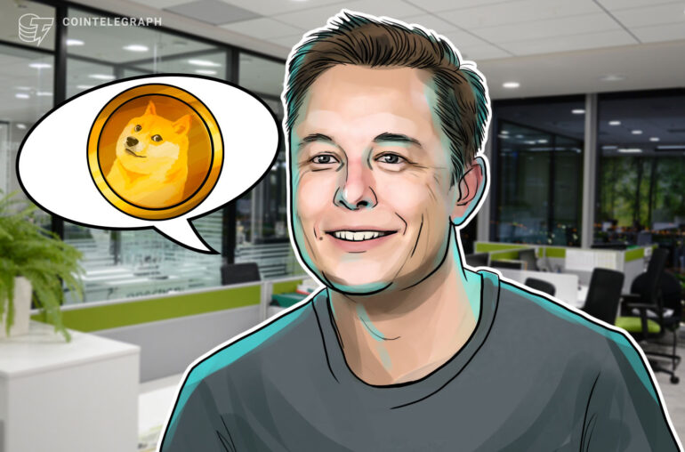 Por qué Dogecoin inmediatamente aumentó un 25% después de que Elon Musk tuiteó al respecto