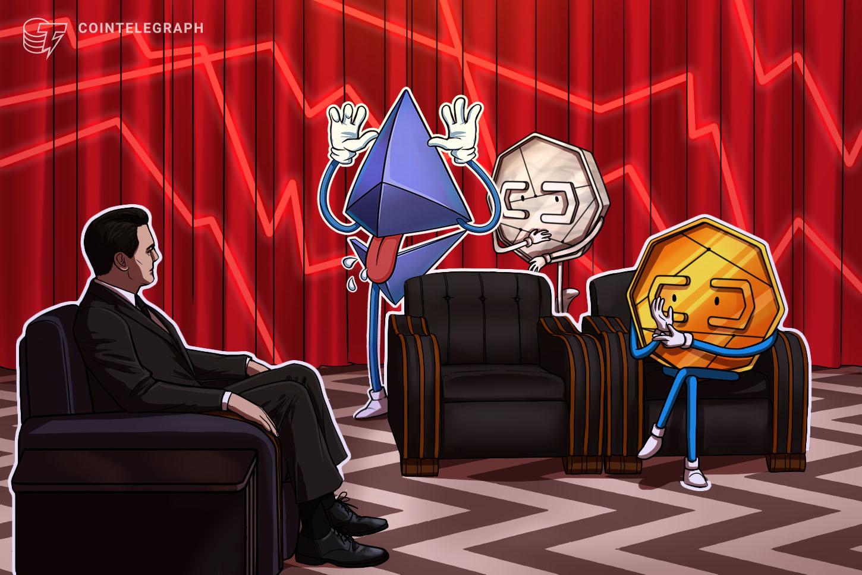 He aquí por qué los traders profesionales apenas se acobardaron ante la caída del precio de Ethereum del 8% de hoy