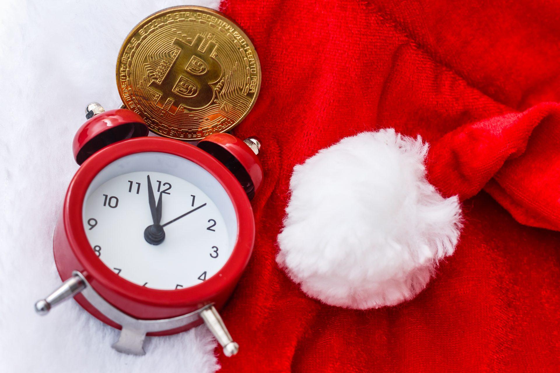 Datos de Nochebuena: Ho-Ho-Holders de 1 Bitcoin o más crecen año tras año