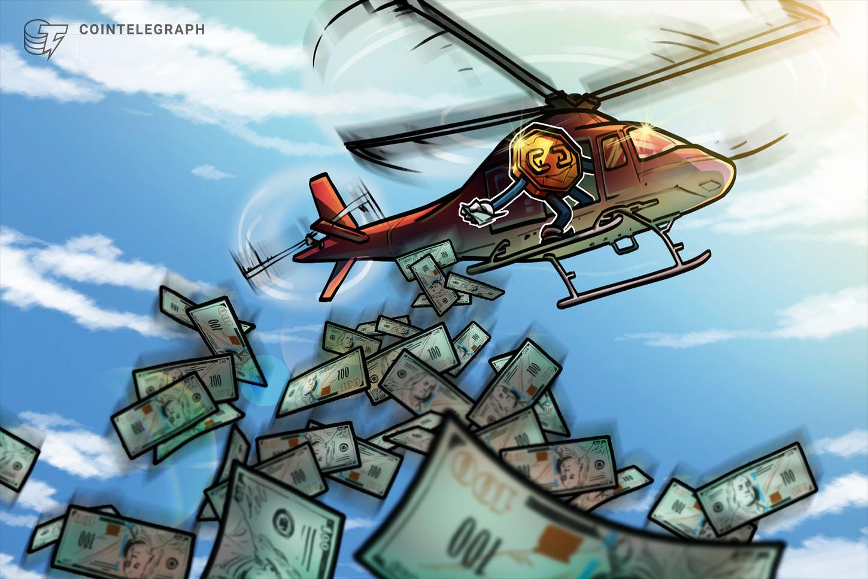 El comerciante de DeFi obtiene más de $ 20 millones en un airdrop navideño de tokens de 1 PULGADA