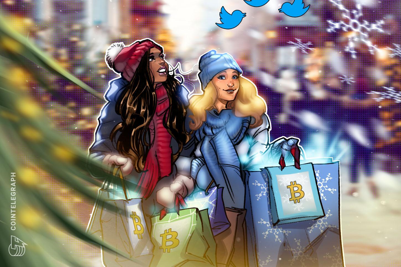 Crypto Twitter celebra la Navidad con un nuevo hito de Bitcoin