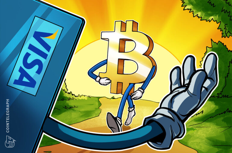 Bitcoin alcanza un hito histórico de $ 25,000, superando la capitalización de mercado de Visa