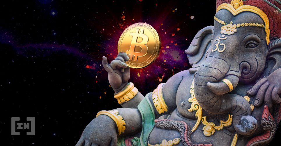 El gobierno indio considera un impuesto del 18% sobre las transacciones de Bitcoin