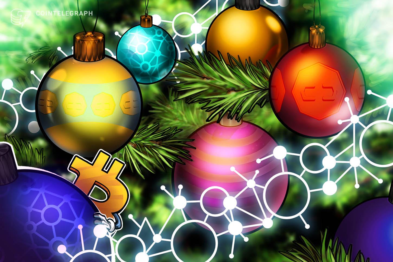 'Magia navideña', dice el usuario de Chainlink que recibió $ 11K en donaciones por un error de $ 50K