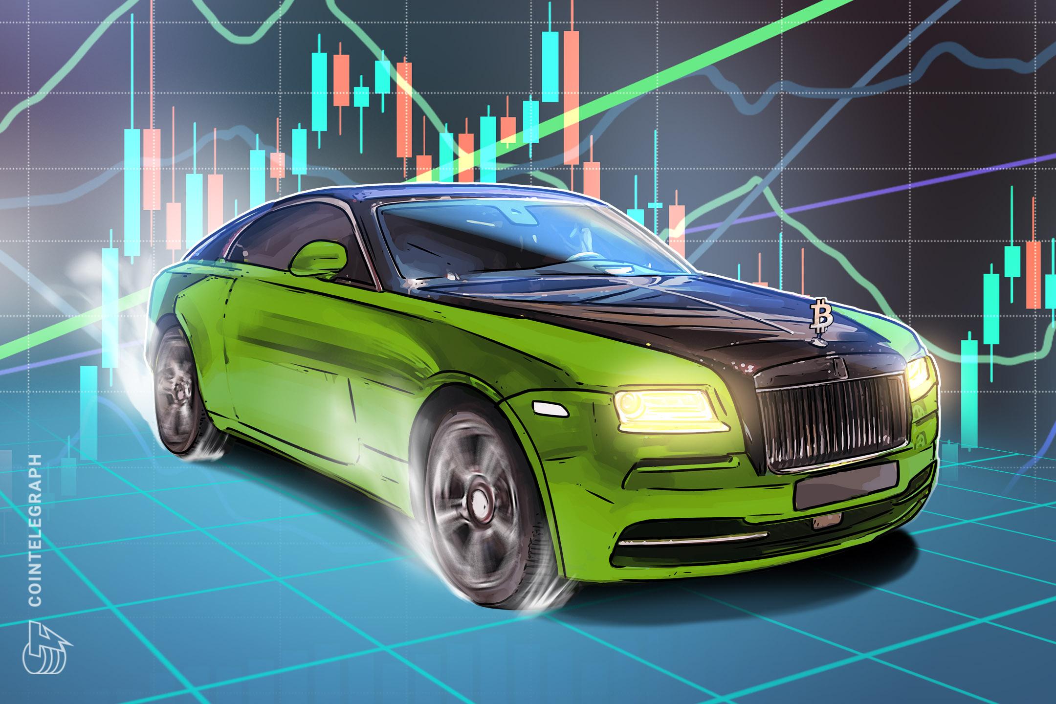 Concesionario de automóviles de lujo de Las Vegas gana pagos con Bitcoin