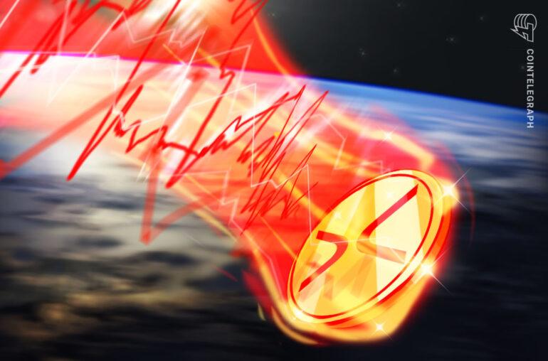 XRP, el 'tercer colapso más grande de todos los tiempos', dice Josh Frank de The TIE