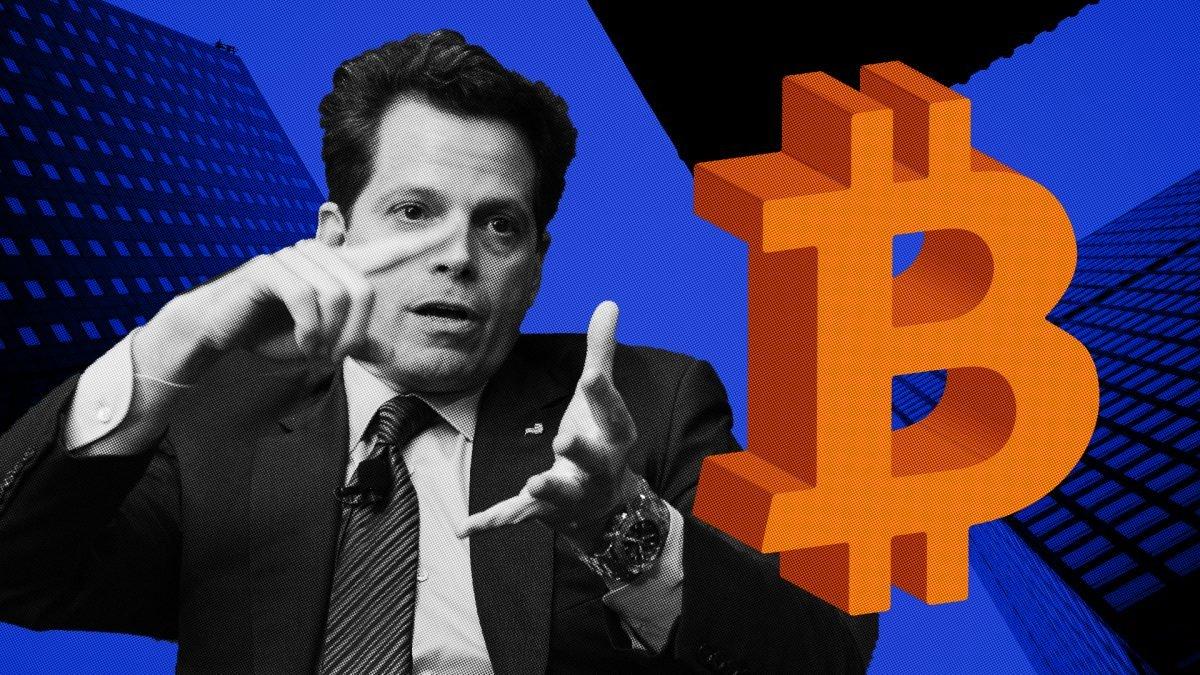Anthony Scaramucci está iniciando un fondo de inversión relacionado con bitcoin, muestra la presentación de la SEC