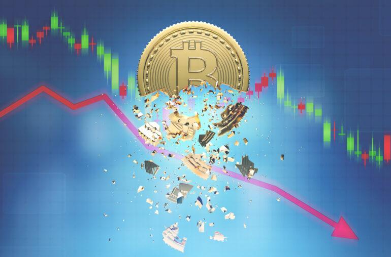 Bitcoin Fractal ve que el precio se desploma a $ 20K mientras el precio alcanza un récord