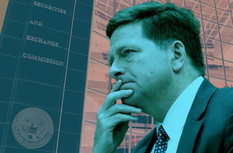 El presidente de la SEC, Jay Clayton, publica una carta de renuncia y se retirará después de hoy