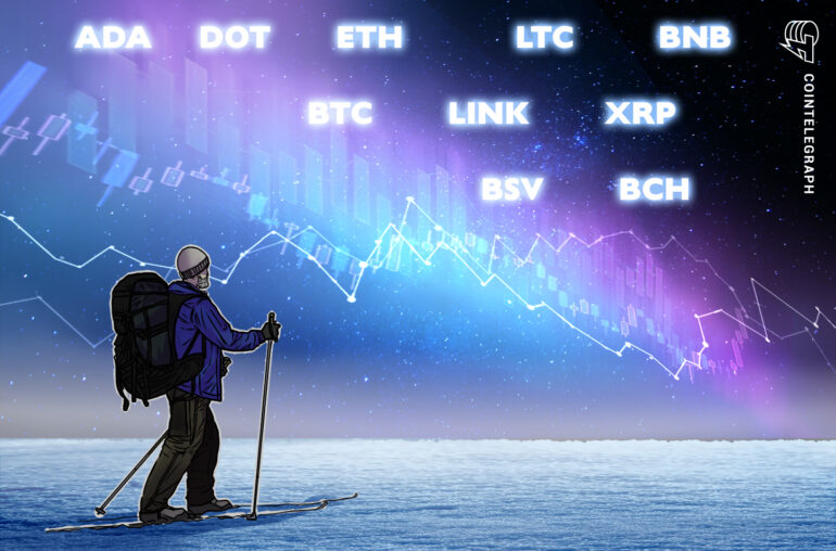 Análisis de precios 1/1: BTC, ETH, XRP, LTC, DOT, BCH, ADA, BNB, LINK, BSV