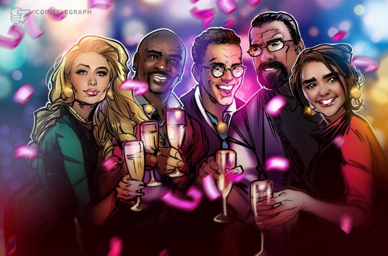 Celebridades y cripto en 2020: ciudades Blockchain, principiantes de Bitcoin y trolling de Twitter