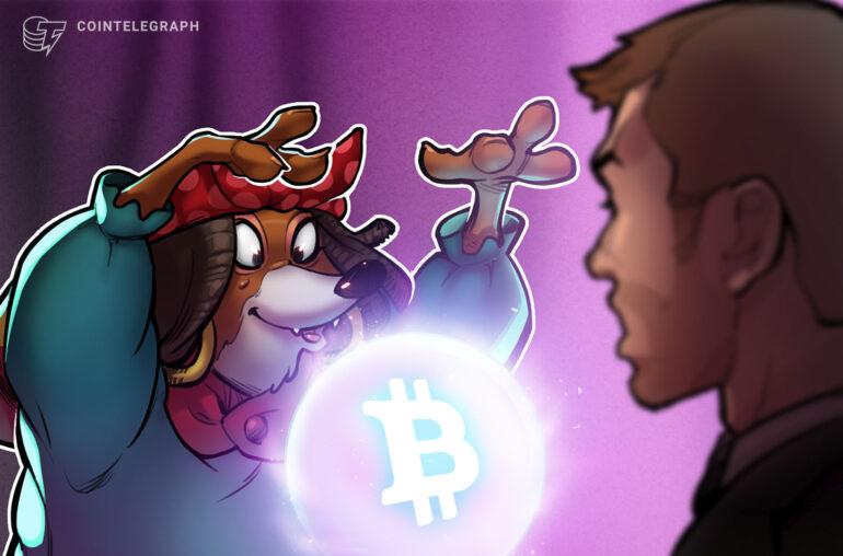 El CEO de Binance US predice $ 100K Bitcoin para 2022