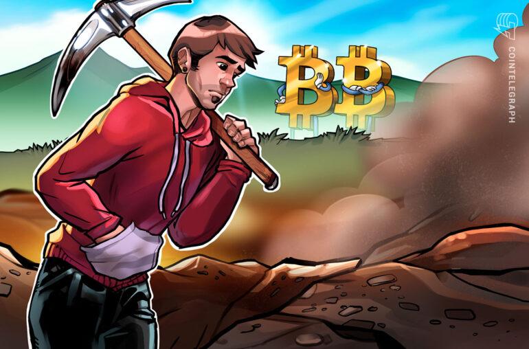 ¿Son optimistas los mineros de Bitcoin?  Los mineros de BTC enfrentan la mayor dificultad en 3 meses