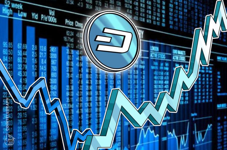 El precio de Dash explota un 100%, BCH se rompe cuando Bitcoin se enfría por debajo de los $ 40K