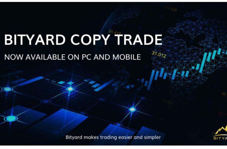 Bityard lanzó un sistema de intercambio de copias para beneficiar tanto a los copiadoras como a los comerciantes