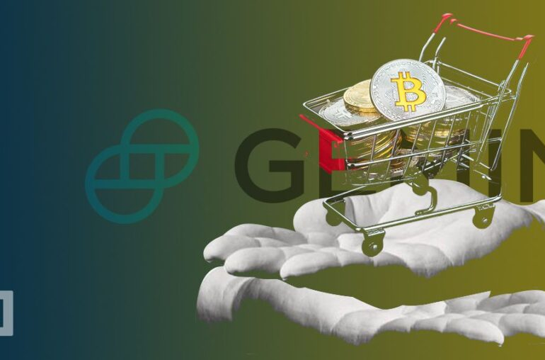 Gemini ofrece tarjeta de crédito de recompensa de criptomonedas