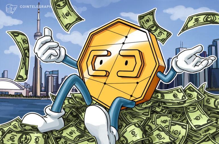 El primer fondo público de Bitcoin de Canadá alcanza los mil millones de dólares