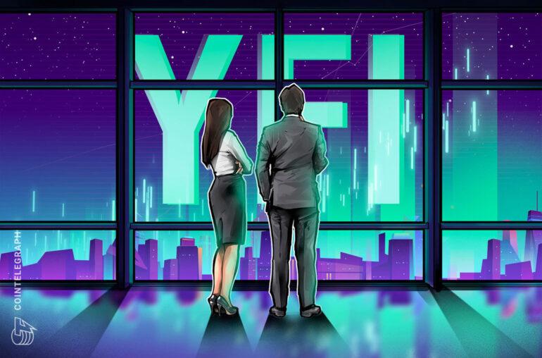 Yearn.finance espera un nuevo récord histórico: ¿Puede el precio de YFI alcanzar el próximo objetivo de $ 66K?