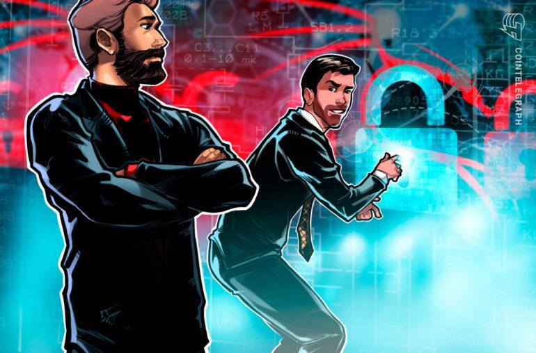 Firma de ciberseguridad utiliza disco duro encriptado con Bitcoin para probar a los solicitantes