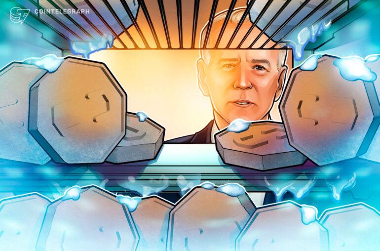 El presidente Biden congela las regulaciones de billetera criptográfica propuestas por FinCEN