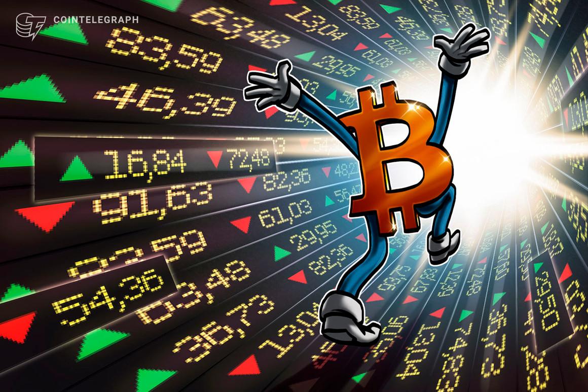 El precio de Bitcoin rebota por encima de $ 32K mientras MicroStrategy 'compra la caída' con $ 10M