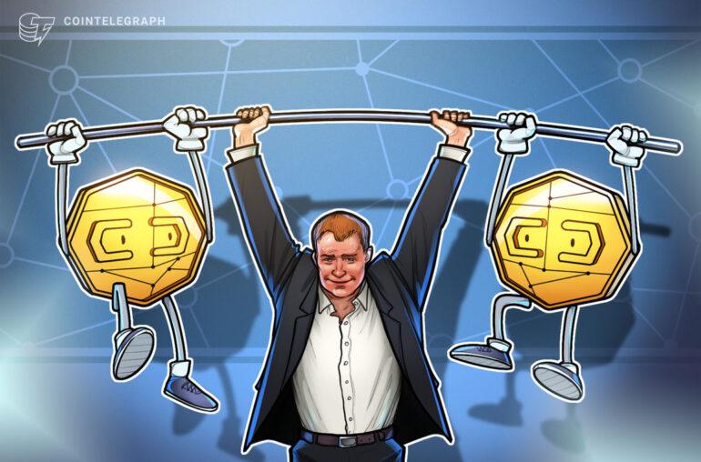 Aave y Chainlink alcanzan nuevos máximos mientras el precio de Bitcoin lucha por mantener los $ 32K