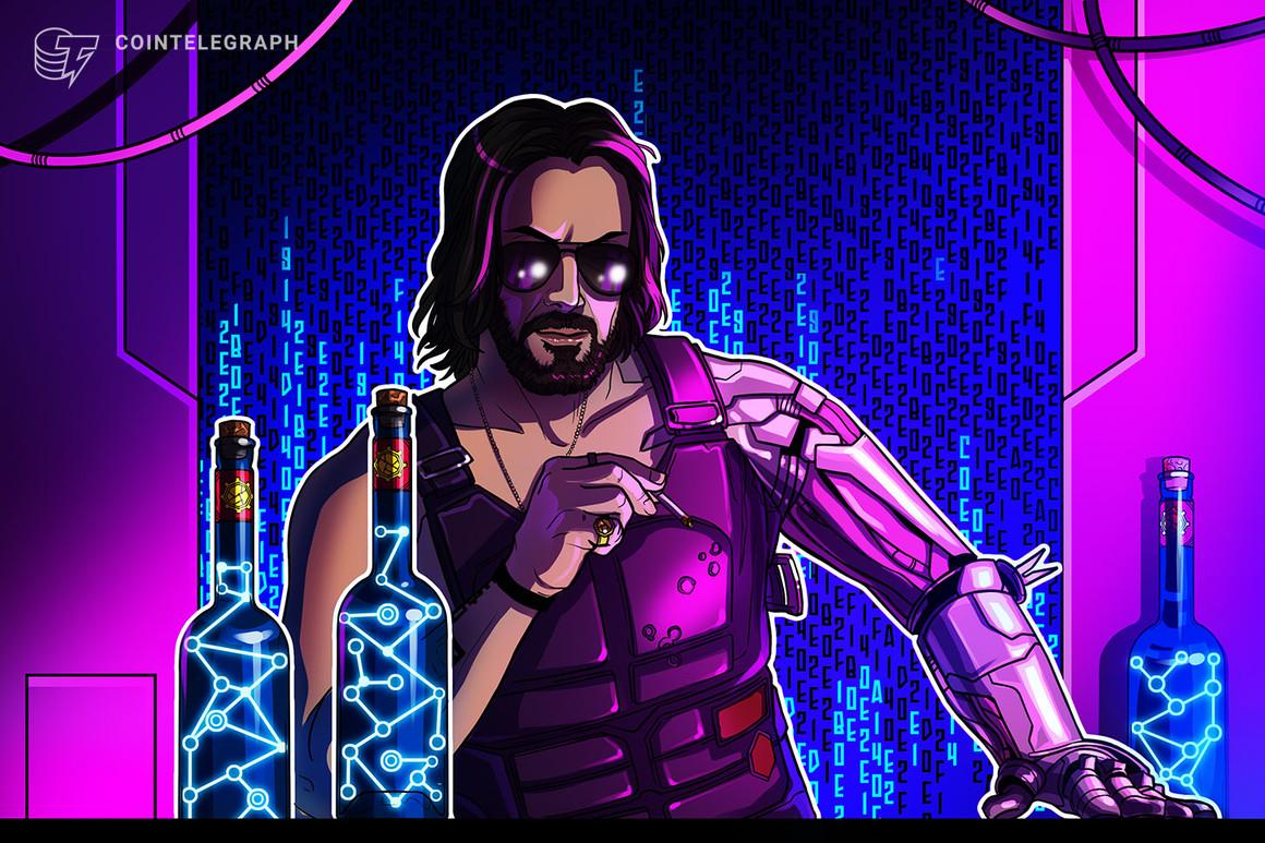 El futuro distópico de Cyberpunk 2077 se puede evitar con la tecnología blockchain