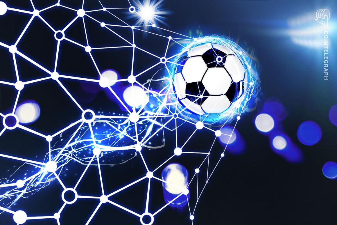 Héroe del hat-trick: los estadios vacíos obtienen blockchain y fútbol para jugar juntos