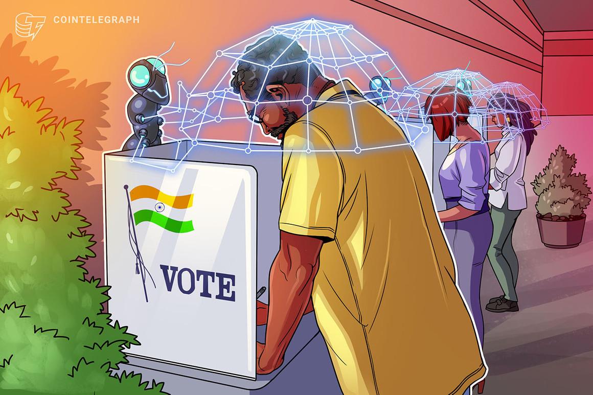 Las pruebas de votación asistidas por blockchain comenzarán en India