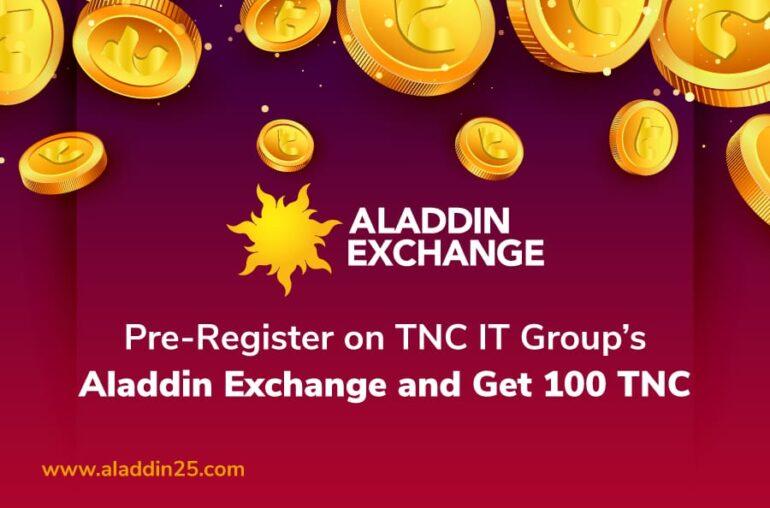 Comienza el evento previo al lanzamiento de Aladdin Exchange de TNC IT Group