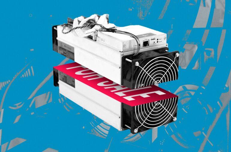 El alto precio de Bitcoin ha provocado un renacimiento de la rentabilidad para el hardware de minería más antiguo
