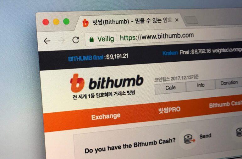 El gigante de los juegos de Corea del Sur, Nexon, se está preparando para adquirir el intercambio de cifrado Bithumb por aproximadamente $ 460 millones: Informe