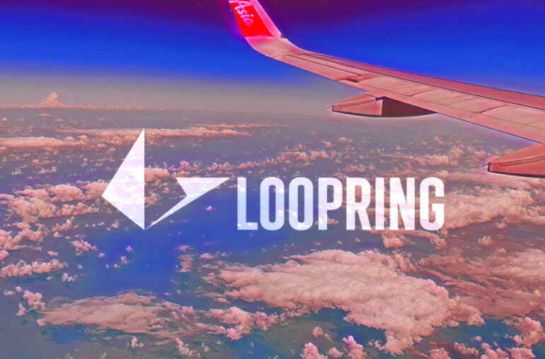 Level-2 scaling project Loopring (LRC) shoots over 50% higher amid Ethereum network congestion