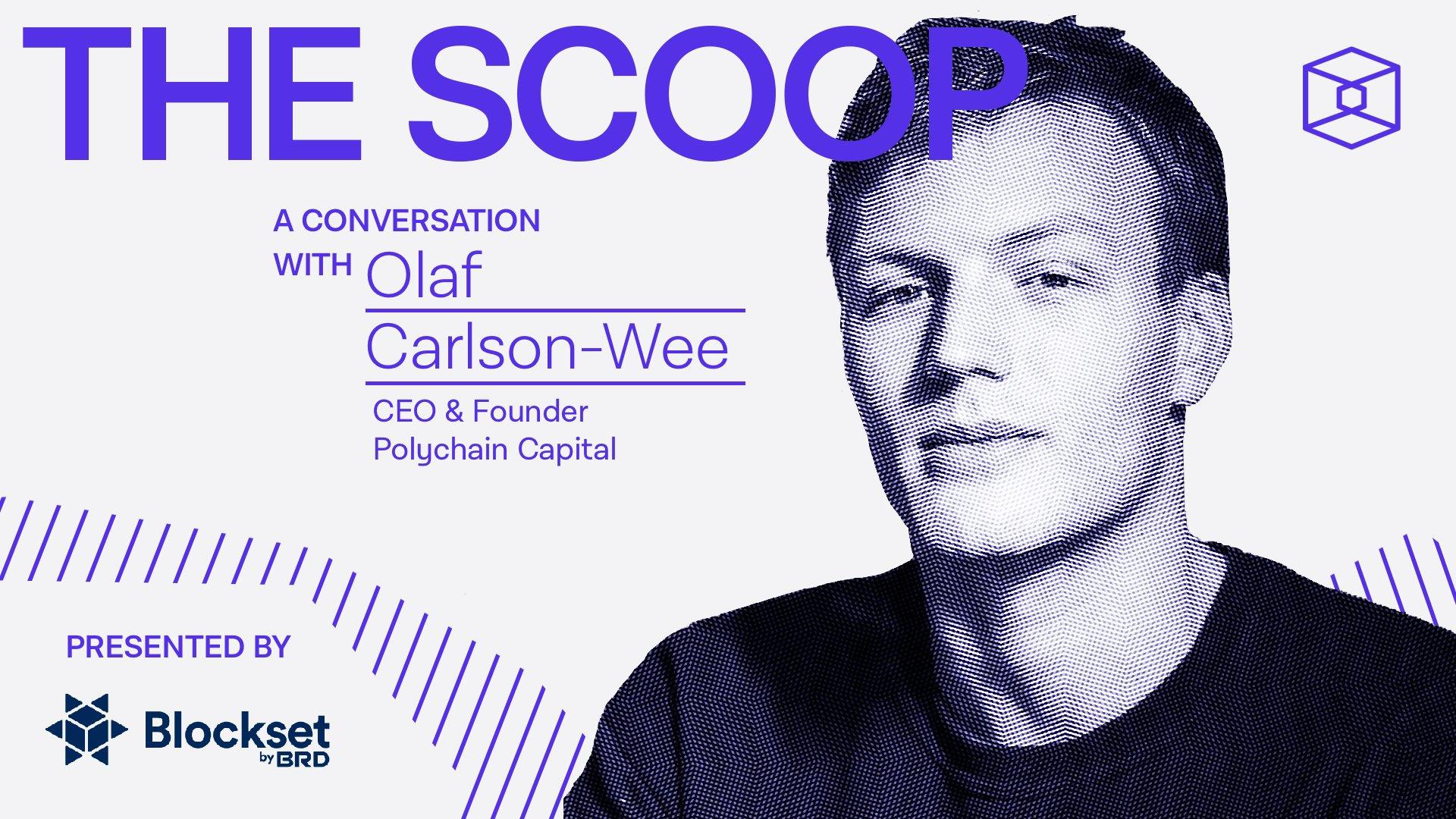 En el episodio de esta semana de The Scoop, Olaf Carlson-Wee explica cómo bitcoin será una puerta de entrada para los inversores al mundo DeFi.