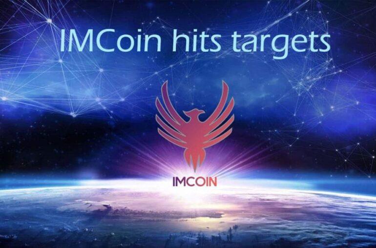 IMCoin supera las proyecciones y cumple los objetivos