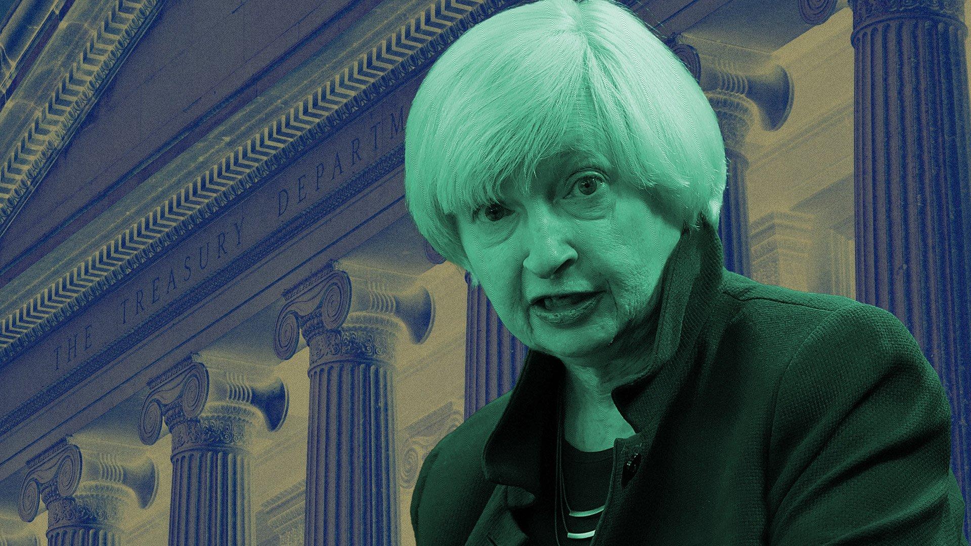 La candidata a secretaria del Tesoro, Janet Yellen, califica el uso ilícito de criptomonedas como una 'preocupación particular'