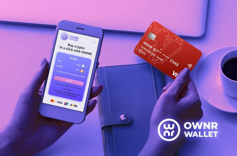 OWNR Wallet termina 2020 con el lanzamiento de la tarjeta criptográfica prepaga VISA y su propio intercambio criptográfico