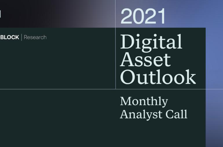 The Block Research 2021 Analyst Call - Grabación de video y diapositivas