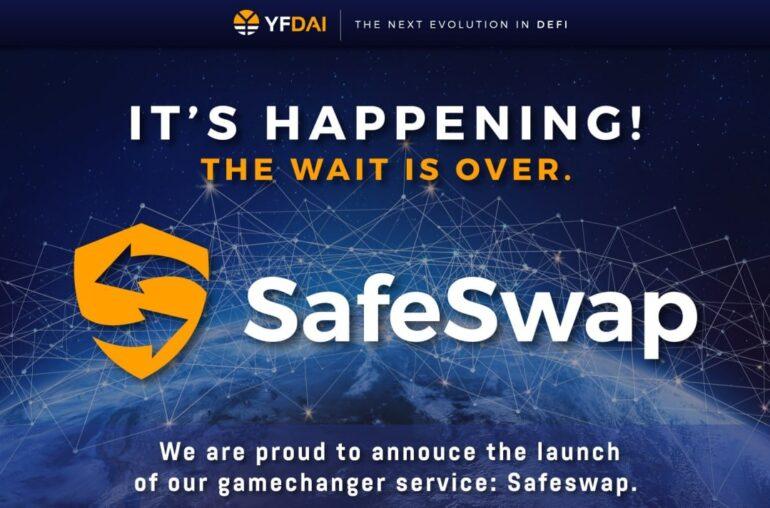 yfdai finance, safeswap. yfdai launchpad