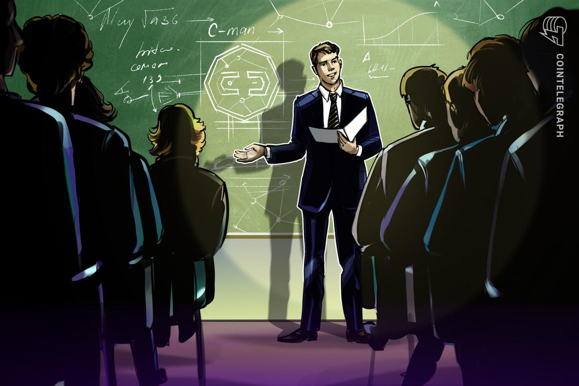 Senador lanzará un Caucus de Innovación Financiera para educar a los legisladores sobre cripto