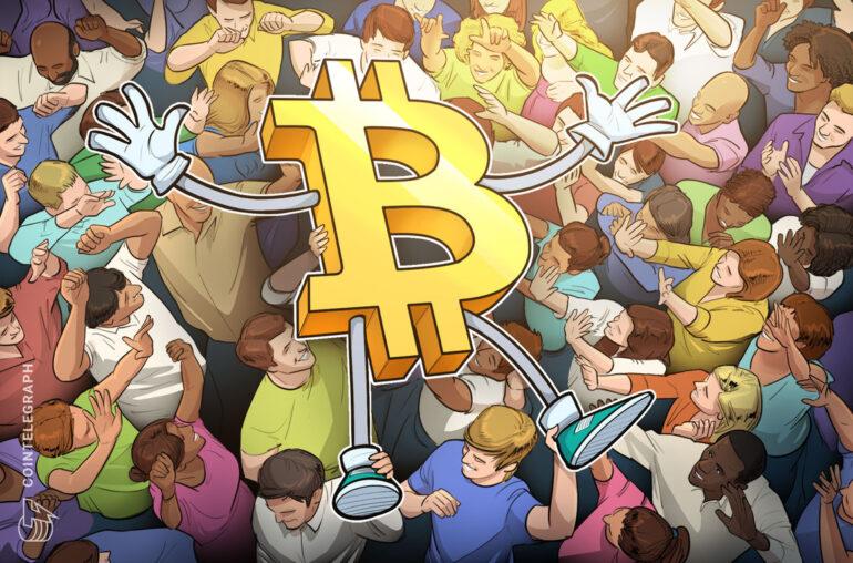 22,3 millones de direcciones de Bitcoin estuvieron activas durante enero