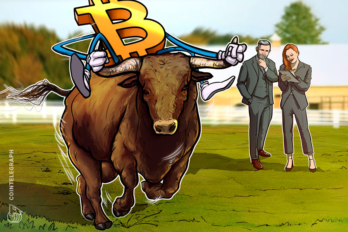 La escala de grises puede impulsar la próxima fase de la carrera alcista de Bitcoin mañana