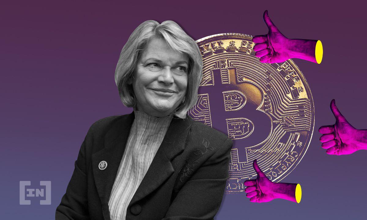 La senadora de EE. UU. Expresa su apoyo a Bitcoin
