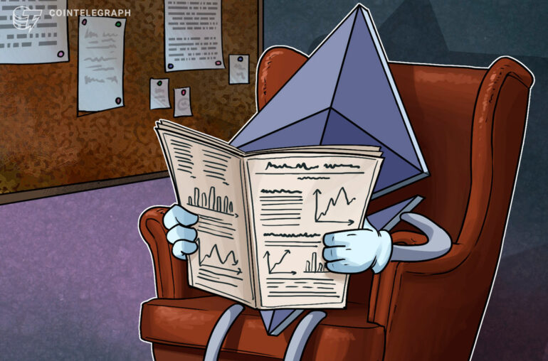 La ruptura del precio de Ether a $ 1,750 hace que las tarifas de la red Ethereum alcancen un máximo histórico