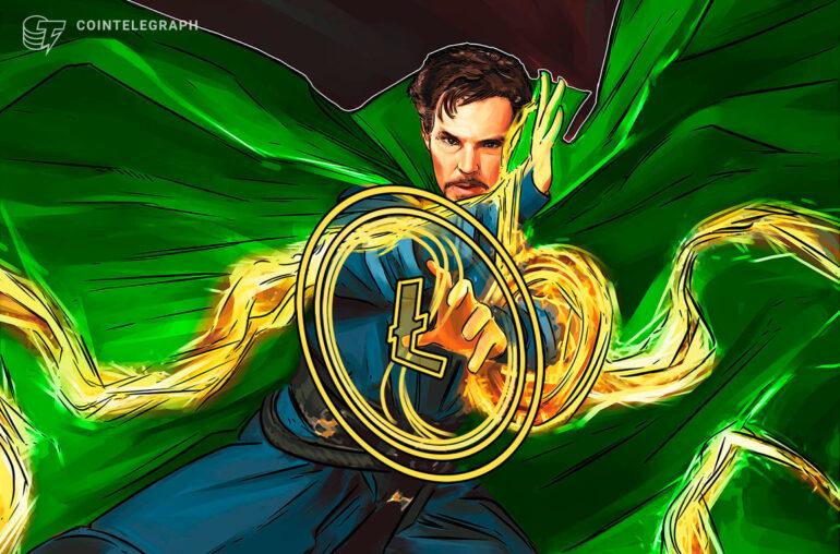 Récord de $ 584M de futuros de Litecoin señales de interés abierto flujo institucional