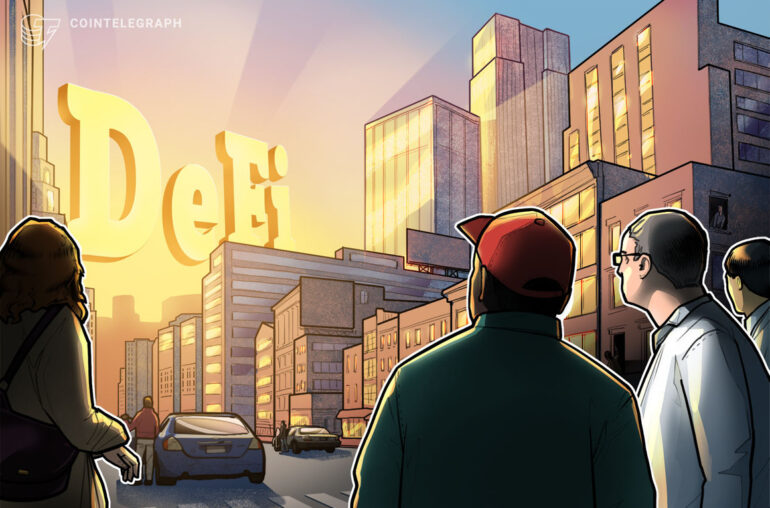 El valor total bloqueado en DeFi marca un nuevo máximo histórico cercano a $ 40 mil millones