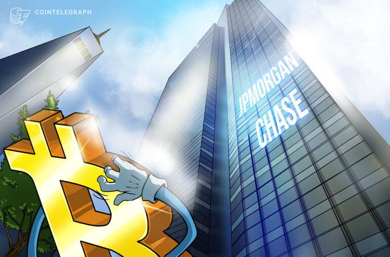 JPMorgan entrará en Bitcoin 'en algún momento', dice el copresidente