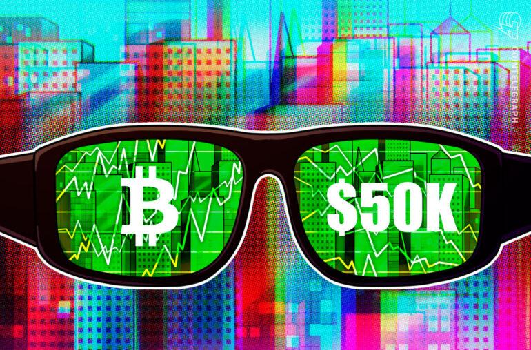 La batalla de las ballenas cuando Bitcoin de $ 50K depende de la 'prima de Coinbase'