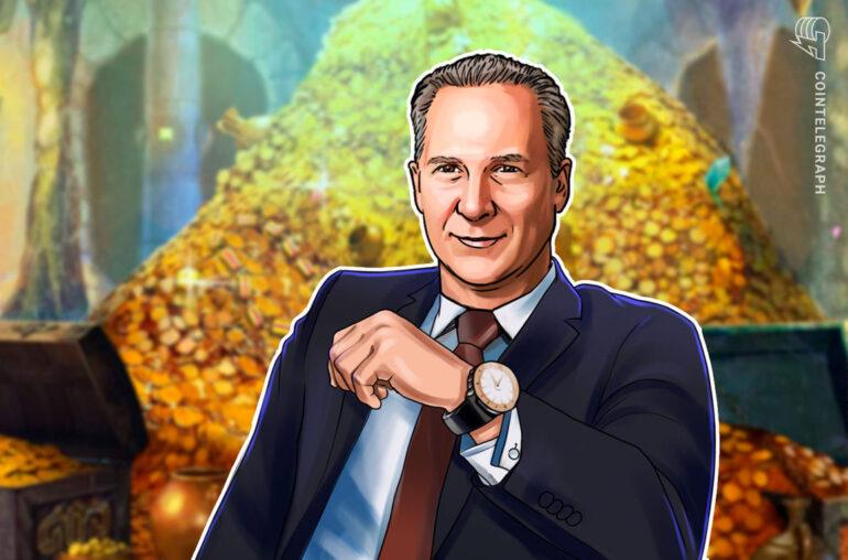 El error del oro Peter Schiff le da permiso a Bitcoin para alcanzar los $ 100K